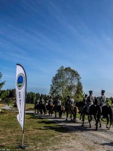 Fra markeringen av slaget ved Langnes Skanse (Foto: Per Sibe)
